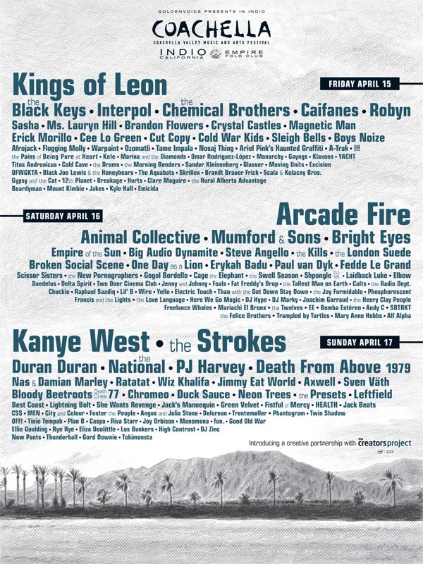 Coachella 2011: Emicida irá representar o RAP Brasileiro no exterior