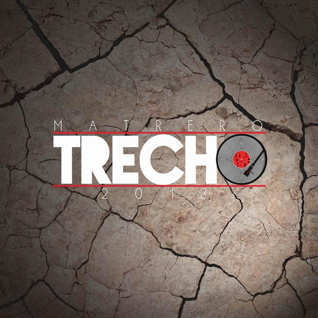 Capa do EP Trecho, da Matrero Records