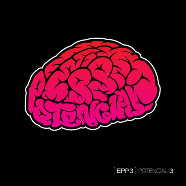 Capa do disco EPP3, do Potencial 3
