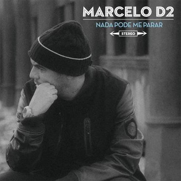 CD Nada pode me parar, do Marcelo D2
