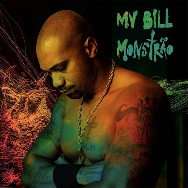 CD Monstrão, do MV Bill