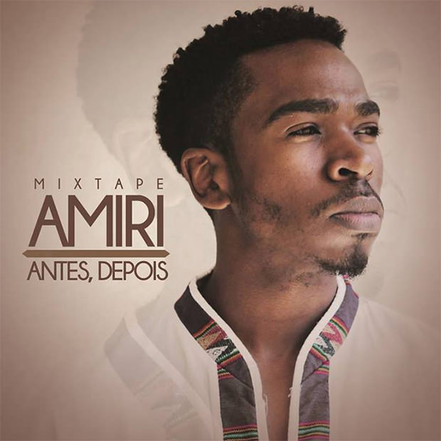 Capa do CD Antes, Depos, do Amiri