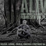 Criolo, Emicida e mais um time de artistas gravam clipe pela proteção do meio ambiente