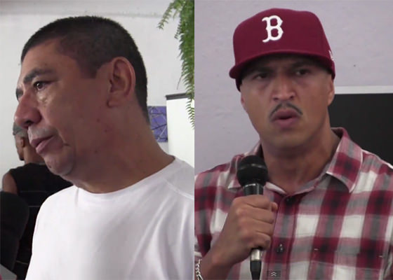 Sérgio Vaz e Mano Brown