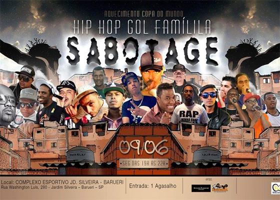 Hip Hop Gol 2014
