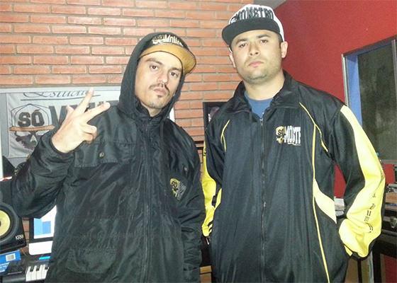 Eduardo e DJ Luiz So Monstro