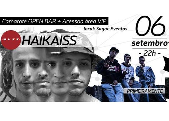 Haikaiss e PrimeiraMente em Bauru, São Paulo