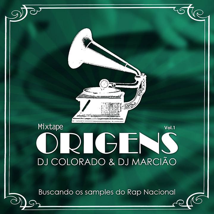 DJ Colorado e DJ Marcião na mix Origens