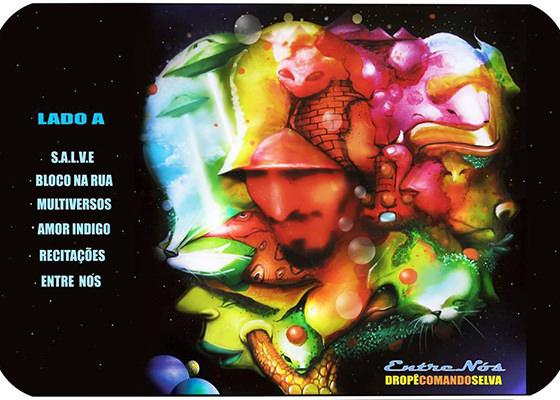 CD Entre Nós, do Dropê