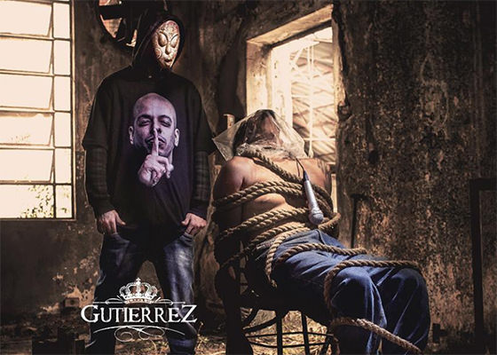 Música Inimigos Não Respiram, do Gutierrez