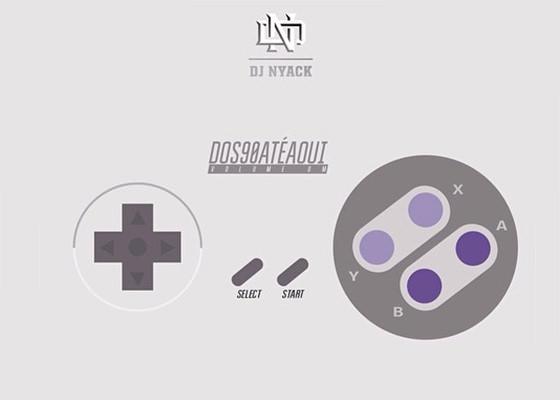 Mixtape Dos90AtéAqui, do DJ Nyack
