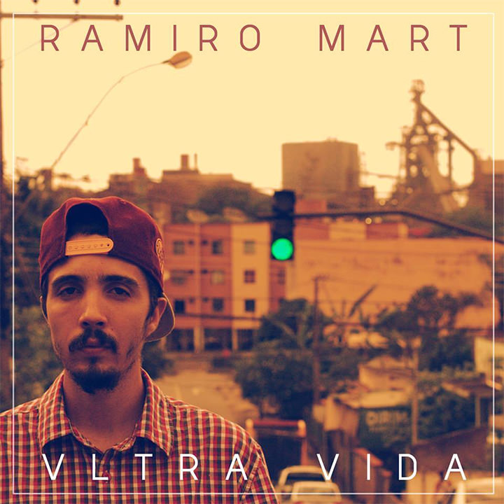 CD Vltra Vida, do Ramiro Mart