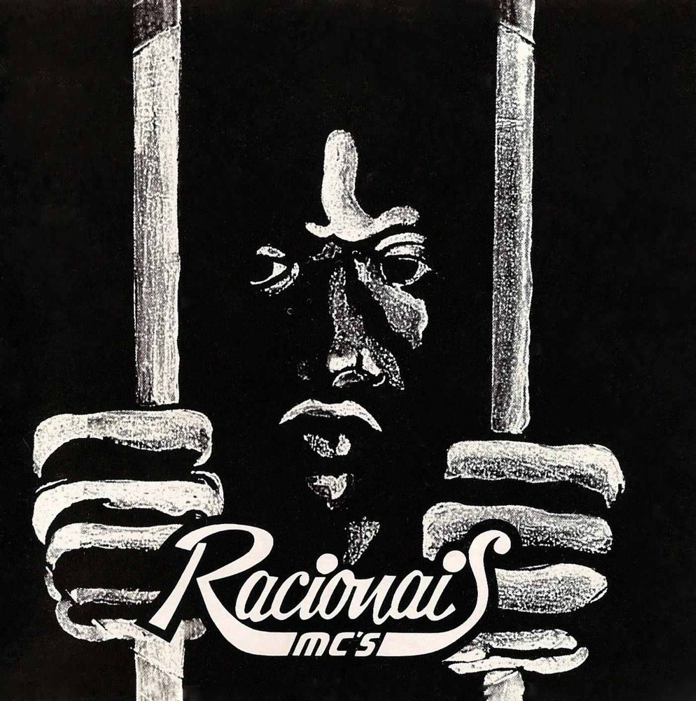 Capa da Coletânea Racionais MC's 1994